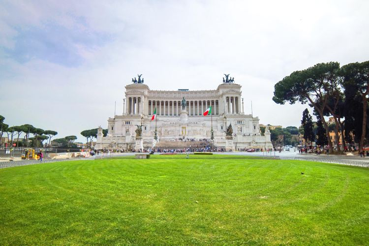 維托里安諾紀念堂