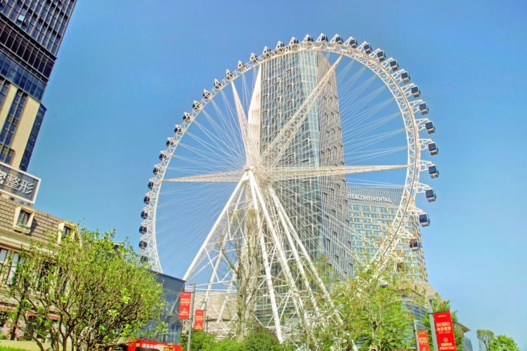 Quanzhou Eye Ferris Wheel
