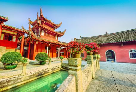 The Gushan Spring Temple