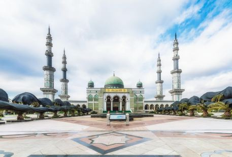 The Grand Mosque of Shadian