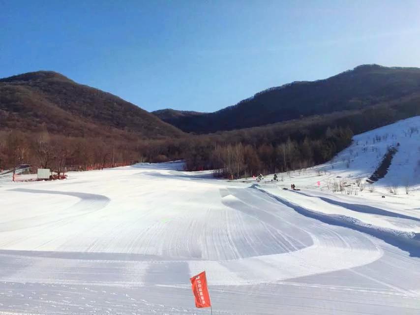 Panshishi Lianhua Mountain Ski Field
