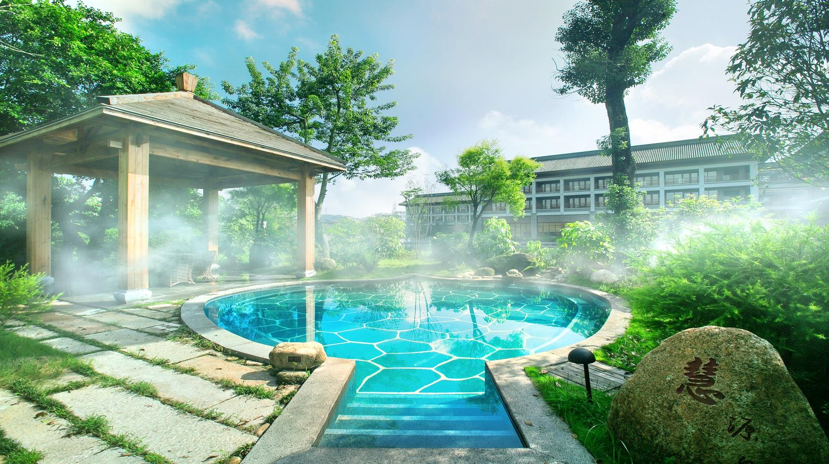 Chanquan Hot Spring