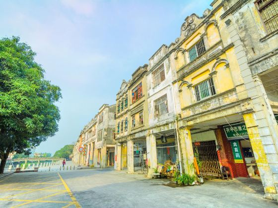 Chikan Oulu Fengqing Street