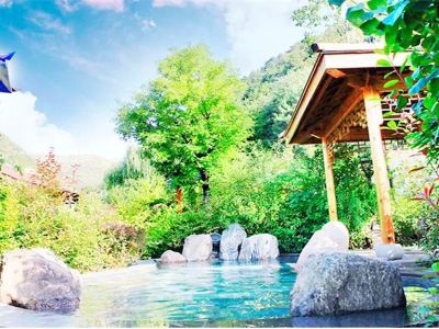 Maiji Mountain Hot Spring Hotel