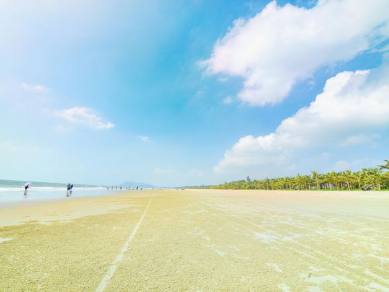 中國第一灘旅遊度假區