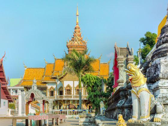 Wat Buppharam Buddhist Temple