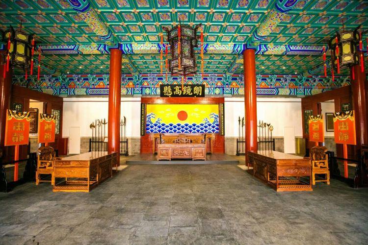 Zhengbanqiao Memorial Hall
