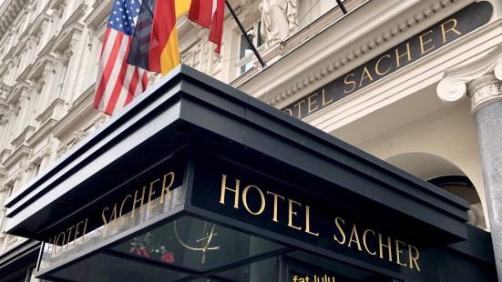 SACHER HOTEL CAFE