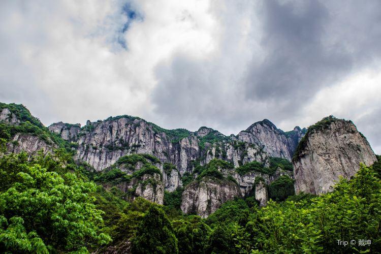 원링팡산 관광단지3
