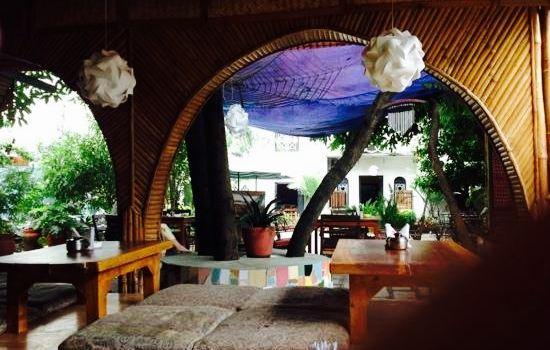 Electric Pagoda Bar/Cafe