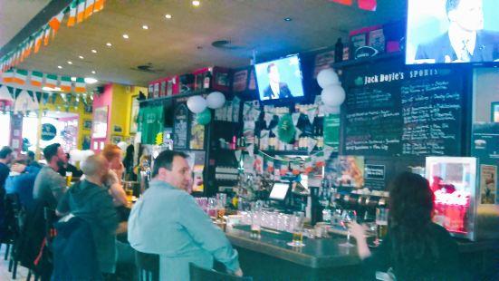 Jack Doyles Irish Pub & Restaurant Budapest