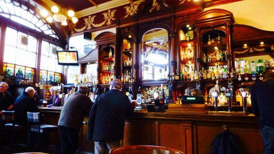 Mathers Bar