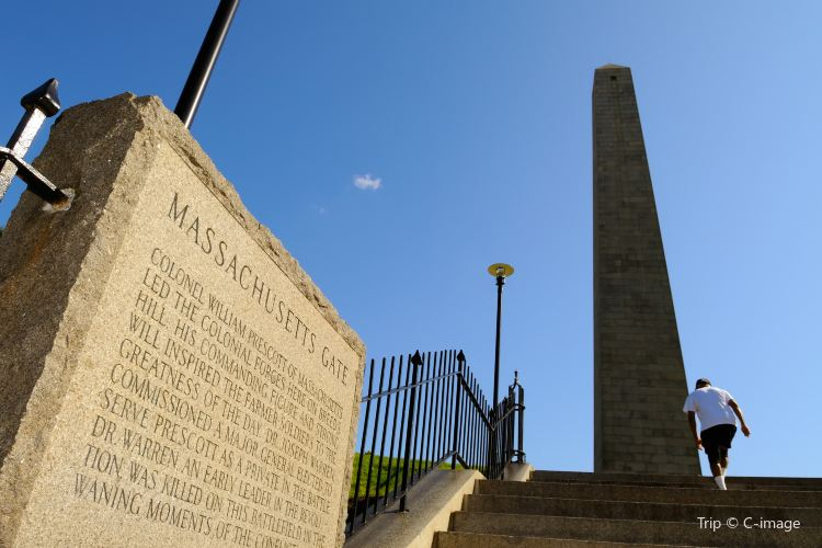 邦克山紀念碑3