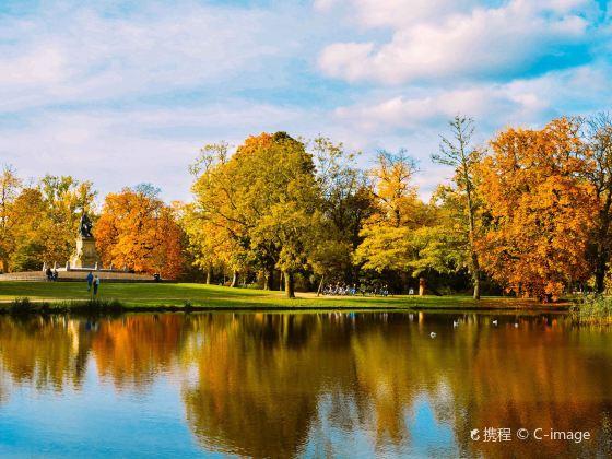 フォンデル公園