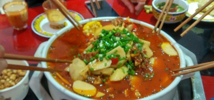 田村·酸菜筍子雞(德吉支路店)3
