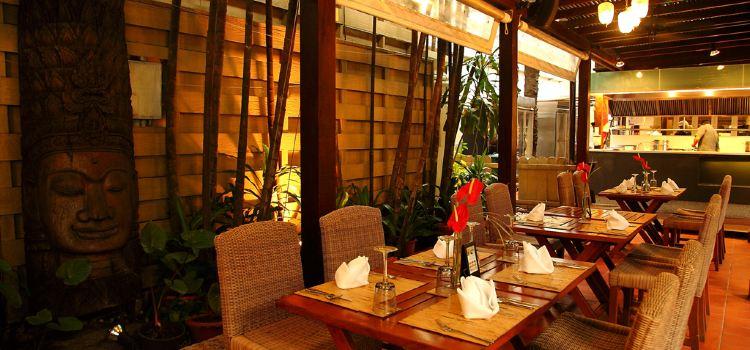 Kantok Restaurant at Burasari Resort1