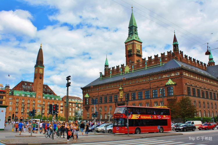 Copenhagen City Hall1