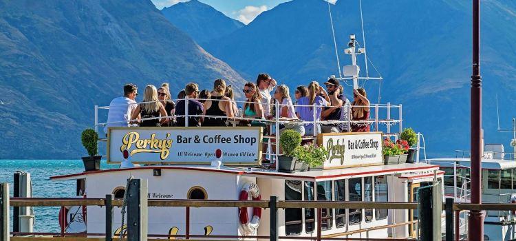 Perky's - Floating Bar