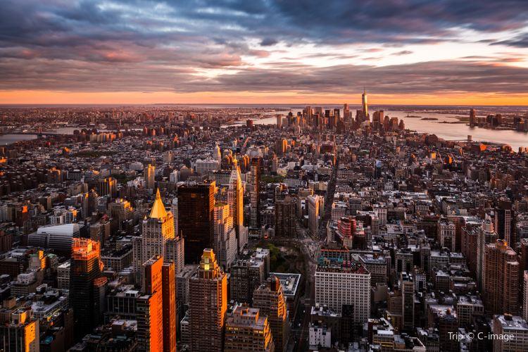 Manhattan Skyline2