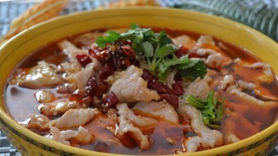香滿園川菜館