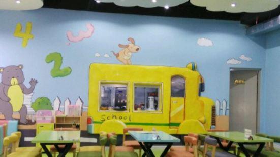 童年夢想特色餐廳
