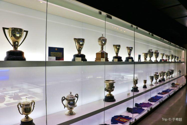 FC Barcelona Museum4