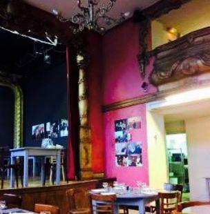 L'Estrade Bar Restaurant