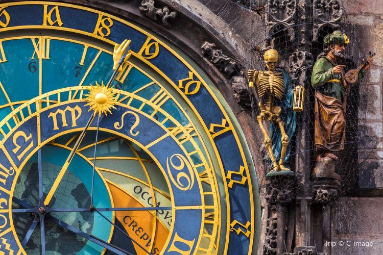 Prague Astronomical Clock3