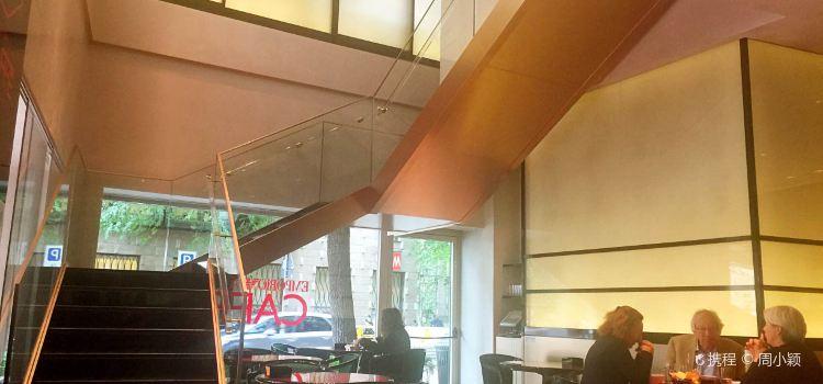 阿瑪尼咖啡館1