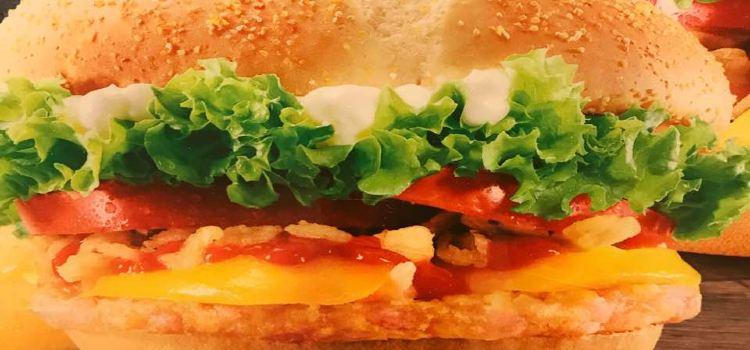 漢堡王(啟東江海中路店)2