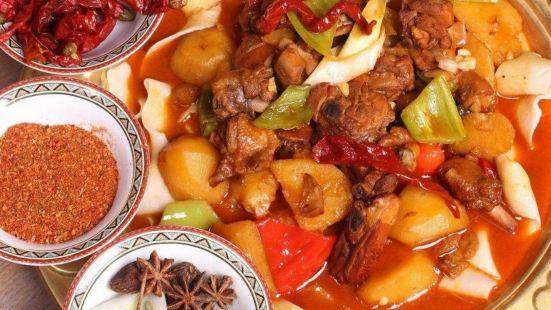 賽裡木湖品味酉域餐廳