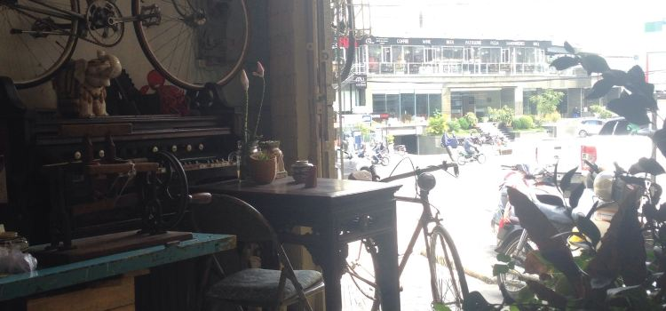BicycleUp Coffee
