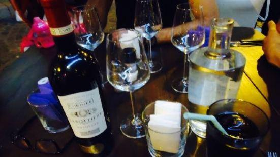 Restaurant la Cote de Boeuf du Vieux Bordeaux