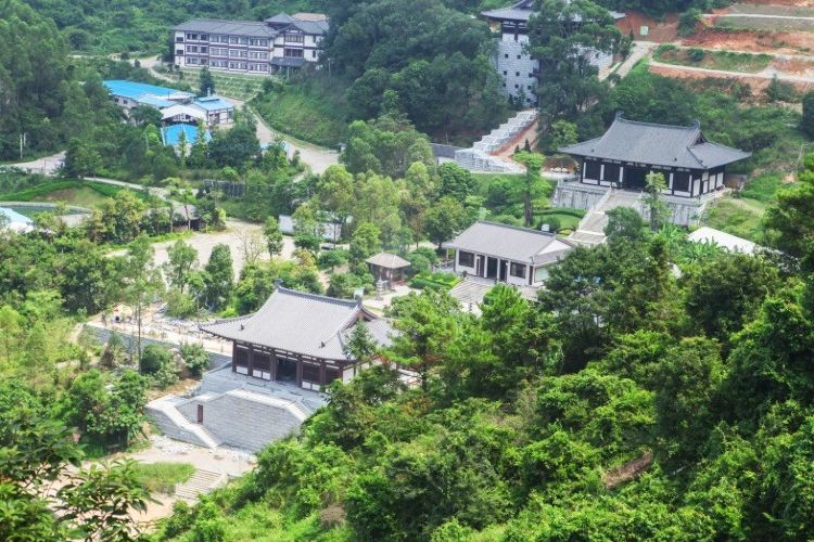 Ping'an Mountain Ecology Tourism Sceneic Area2
