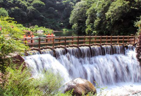 Xiaogoubei Scenic District