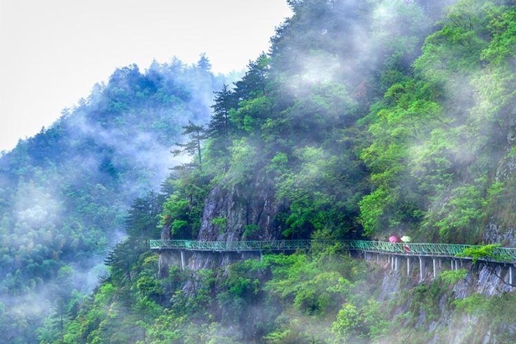 Lingjiangyuan Scenic Area3
