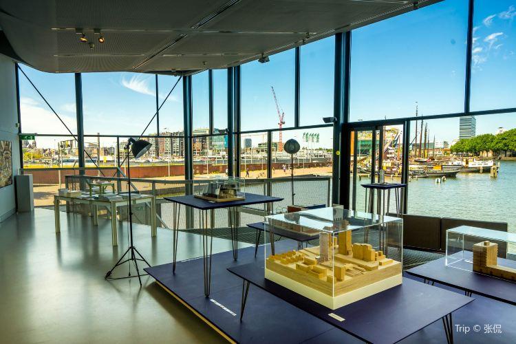 アムステルダム建築センター1