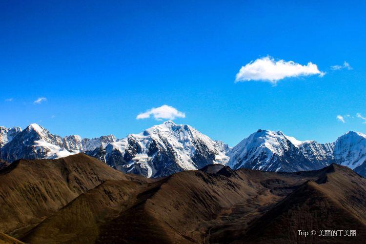 Mount Gongga1