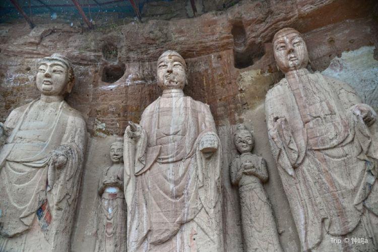 Shikong Temple Grottoes1