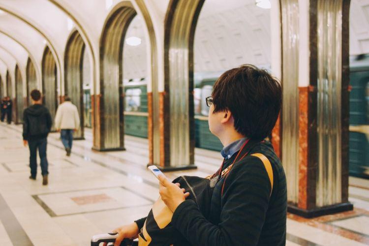 Mayakovskaya metro station4