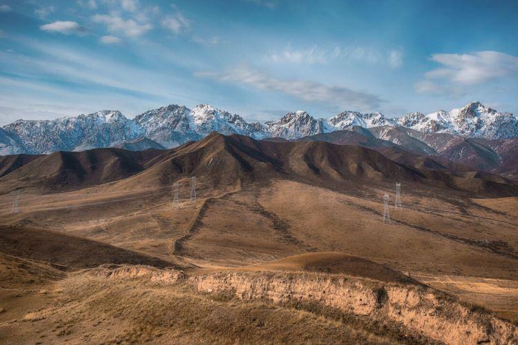 Wushao Mountain Range2
