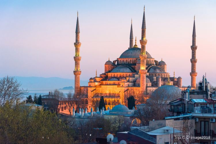 Sultan Ahmed Mosque4