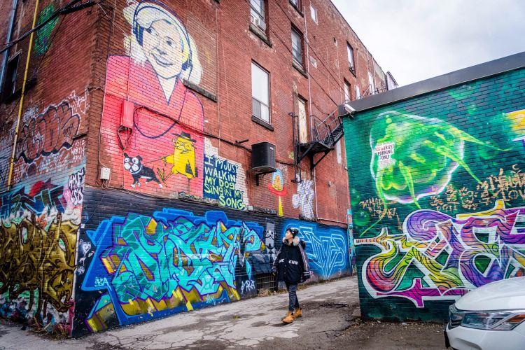Graffiti Alley4