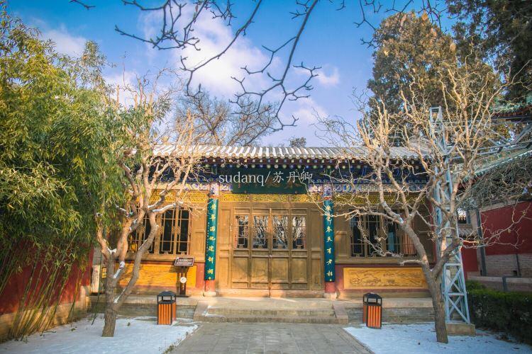Fuxi Temple4