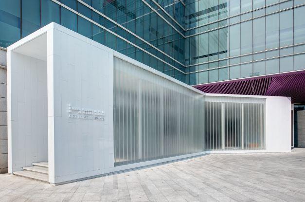 "Coyula Solo Exhibition ""Asymmetric Archeology: Gaze Machine"" (Shanghai Station)1"