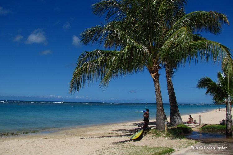 Moana Beach