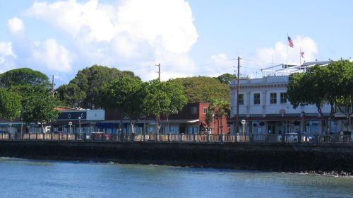 코트하우스 빌딩 인근의 반얀 트리 파크