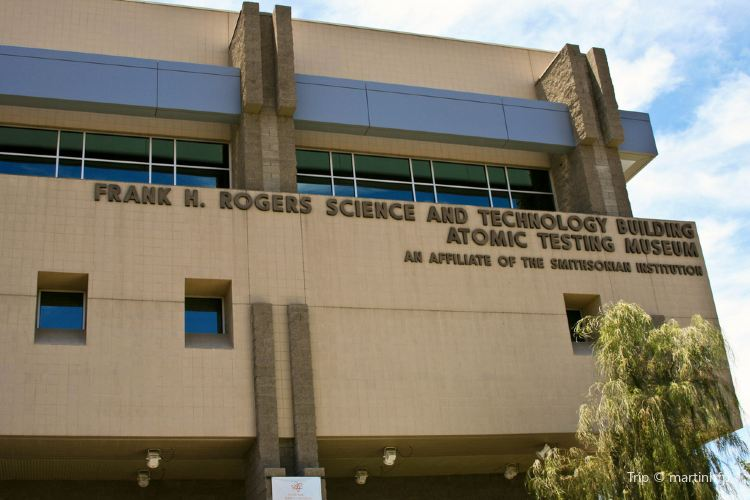 The National Atomic Testing Museum3