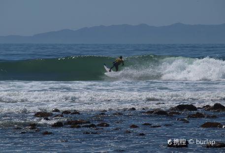 Tres Palmas Marine Reserve