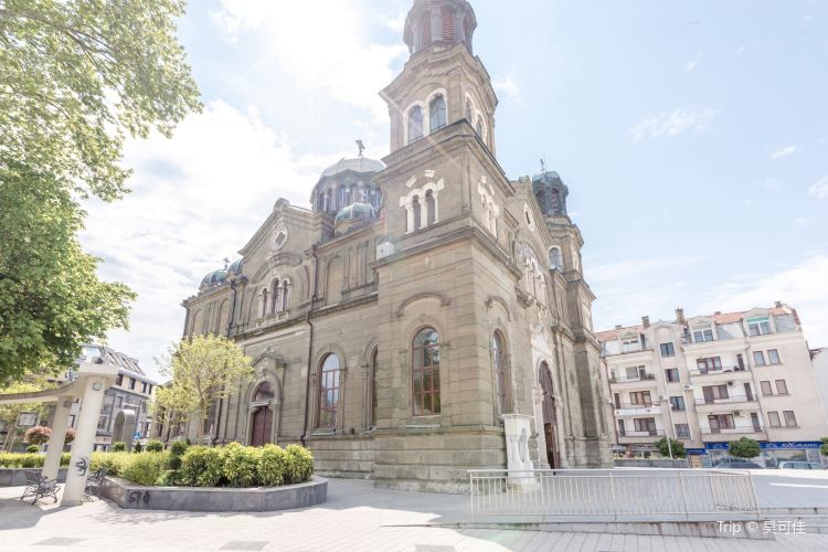 St. Cyril and Methodius Cathedral1